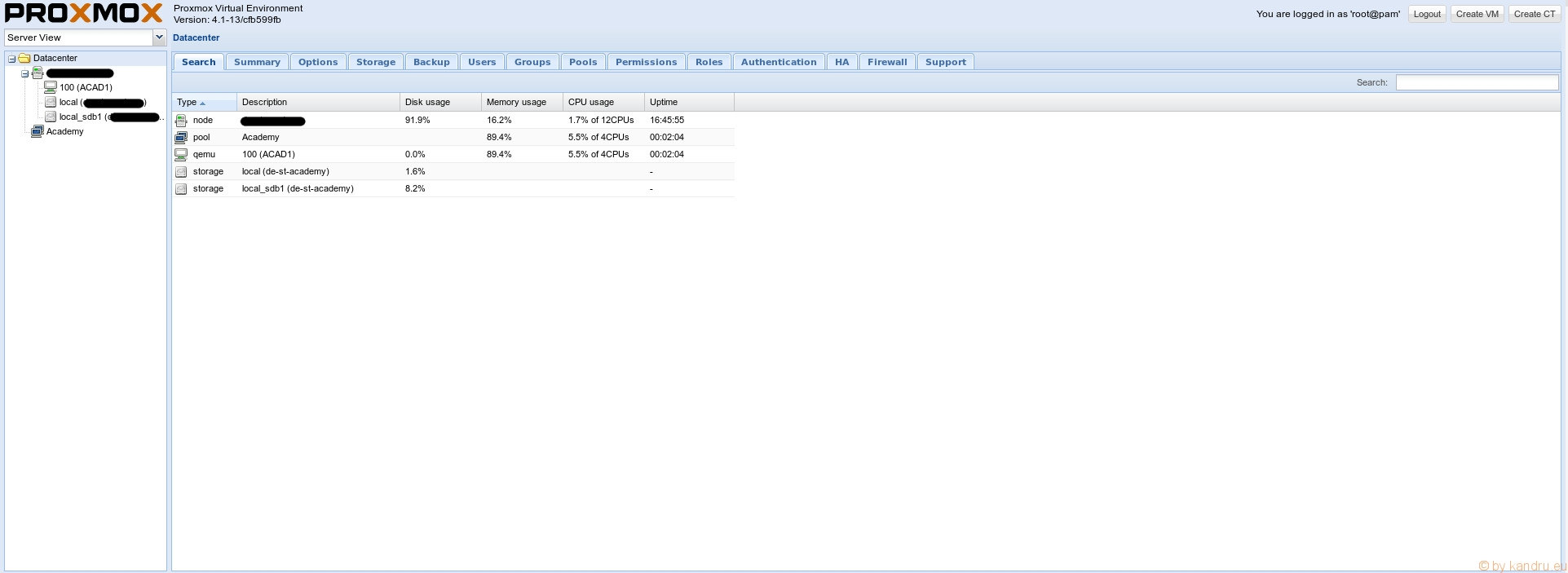 Hyper-V 2012 R2 (Generation 2) zu Proxmox 4.1 migrieren